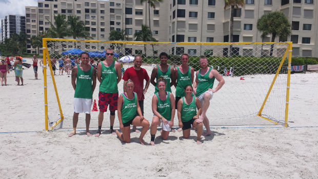 Major Beach Soccer Fort Myers
