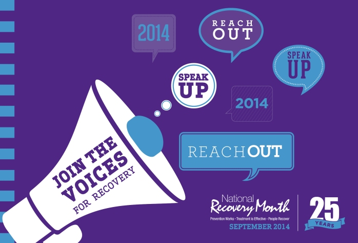National Recovery Month 2014